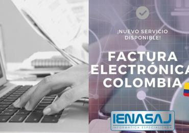 Colombia: Ahora También Realizamos La Factura Electrónica Con SCAD