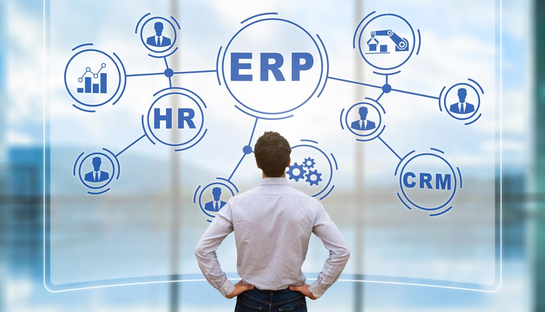 Cómo Puede Ayudar Un Software ERP A Tu Empresa