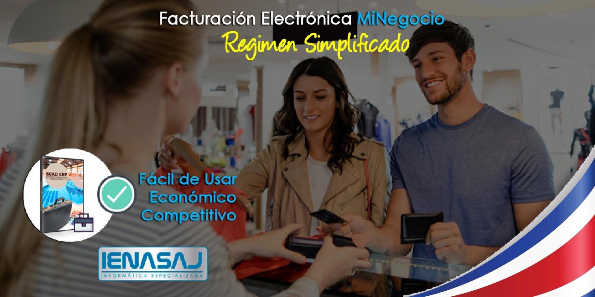 Régimen de Tributación Simplificada en Costa Rica, ideal para pequeños negocios