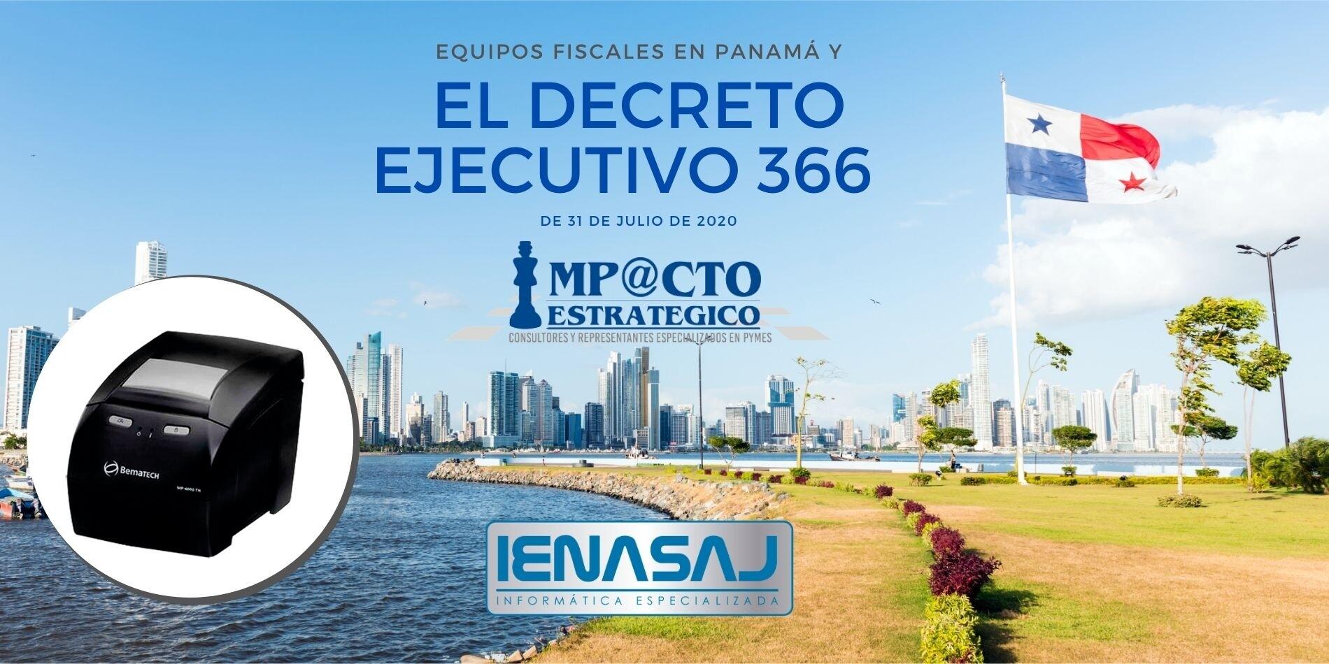 Panamá: Equipos Fiscales Y El Decreto 366 De Julio 2020
