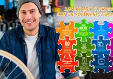 Software ERP Administrativo Empresarial